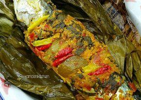 Resep Pepes Kembung Oleh Xander S Kitchen Resep Makanan Ikan Resep Masakan Masakan Indonesia