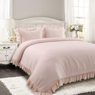 Greyleigh Joss Main Essentials 3 Piece Comforter Set Size Twin