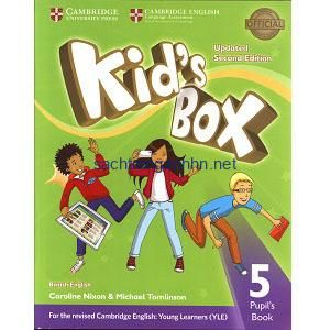 Kid S Box Updated 2nd Edition 5 Pupil S Book Pdf Download Ebook