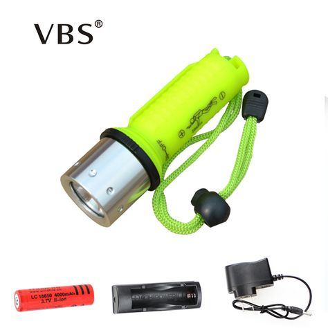 2000 Lm Lampe de Poche Torche XM-L T6 Zoomable Focus DEL torchs UK