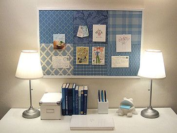 office pinboard. How To Make A Bulletin Board With Fabric Design Ideas, Pictures, Remodel, And Decor | Isabella\u0027s Room Pinterest Design, Pin Boards Office Pinboard