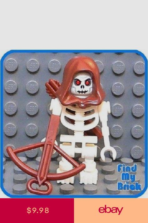 Lego Minifigure Lot Of 5 Dark Red Bandanas