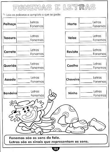 Atividades Gramatica Ortografia 3 4 5 Anos Lingua Portuguesa P