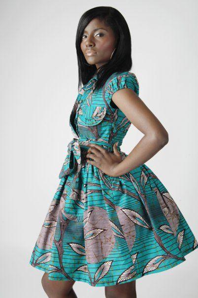 Nigerian Dress Styles for Women .