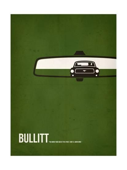 Bullitt Prints By David Brodsky At Allposters Com With Images