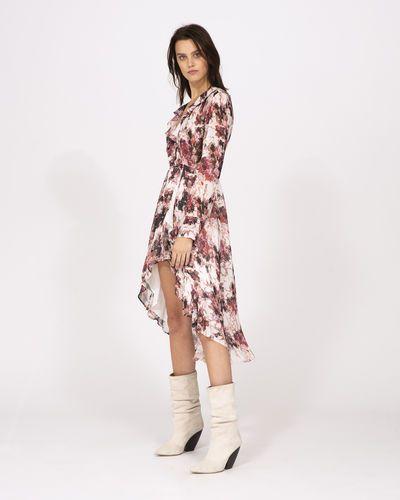 Iro Garden Dress Ecru