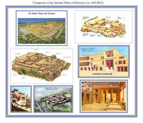 #knossos #palace #ancient #BronzeAge Click  to ENLARGE