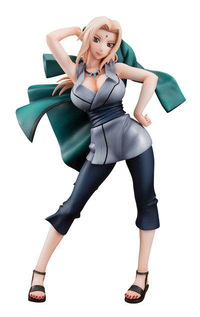 Naruto Shippuden Tsunade Gals Figure