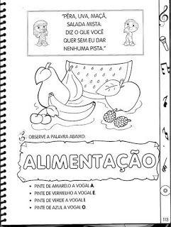 Educacao Infantil Professora Dessire Apostila Para Maternal