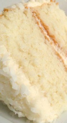 The Best White Cake Recipe ever Baking Pinterest White cakes