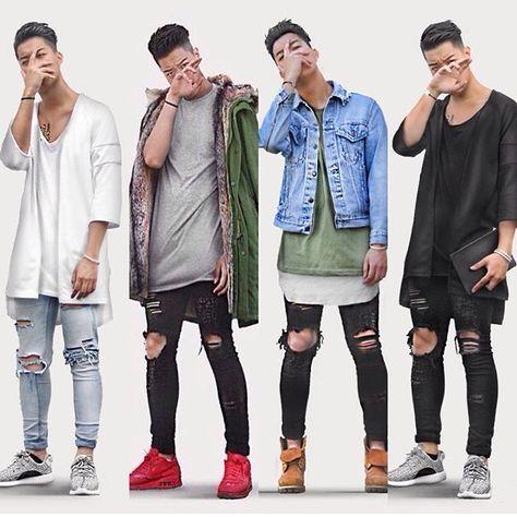 comprar grandes ofertas 2017 Moda Pin de ariel fernandez en moda | Ropa urbana hombre, Moda ropa hombre