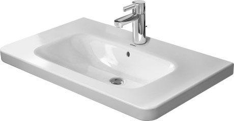 Durastyle Lavabo Lavabo Pour Meuble 232080 Duravit Wall Mounted Bathroom Sinks Duravit Wash Basin