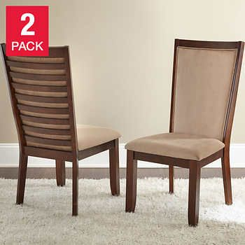 Zuri Dining Chair 2 Pack Dining Chairs Dining Chair