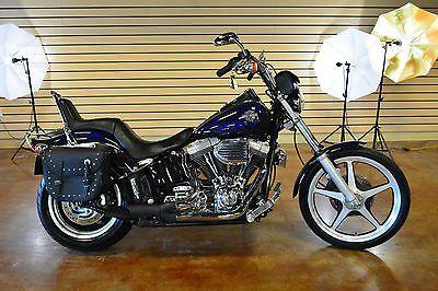 eBay: Harley-Davidson: Softail 2007 harley davidson softail custom fxstc no reserve new harley dealer… #harleydavidson usdeals.rssdata.net