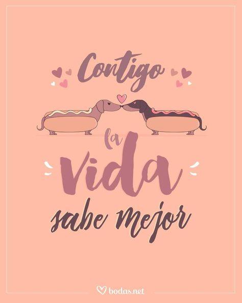 Asi Es,cada Dia Al Verte! Te Quiero | Frases Románticas