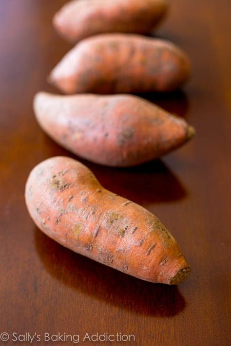 Photo of How to Make Baked Sweet Potato Fries | Sally's Baking Addiction