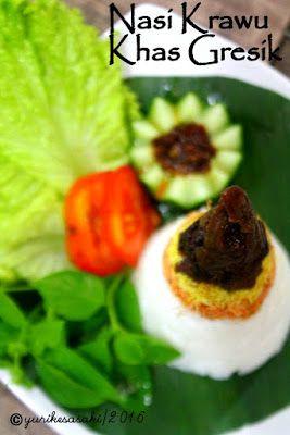 Dapoer Joglo Nasi Krawu Khas Gresik Resep Masakan Makanan Resep