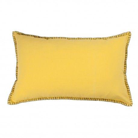 Stone Wash Surpiqure Mustard Bed Pillows Pillows Stone