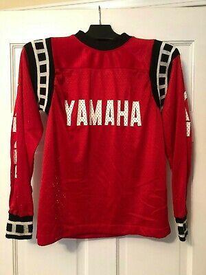 Vintage Motocross Supercross 70 S 80 S Yamaha Racing Jersey Shirt Bob Hannah Fashion Ebay Motors Partsacces Yamaha Racing Vintage Motocross Vintage Jerseys