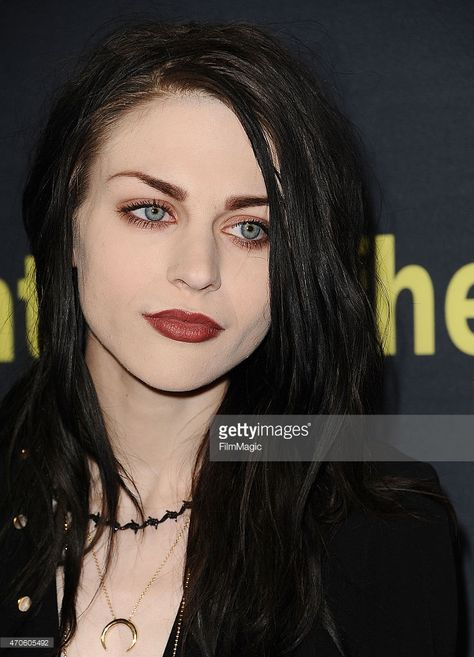 Frances Bean Cobain attends the premiere of HBO Documentary Films'