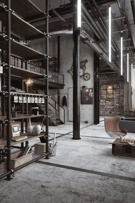 Get The Best Industrial Home Decor Ideas Www Delightfull