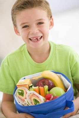 School Lunch Box Safety - Make sure their lunch is delicious AND safe