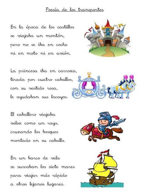 Pin De Araceli Gómez En Español Actividades De Lectura En 2020 Poemas Cortos Para Niños Poemas Para Niños Poesía Para Niños