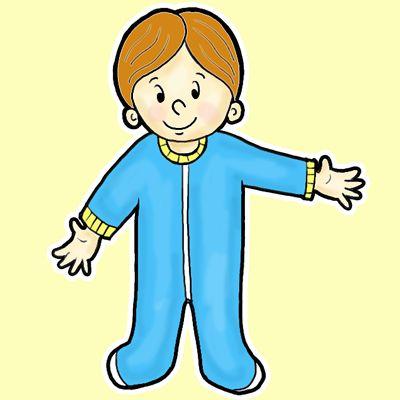 Cute Tutorial How To Draw Cartoon Toddlers With Footsie Pajamas On Cartoon Drawings Drawings Cartoon