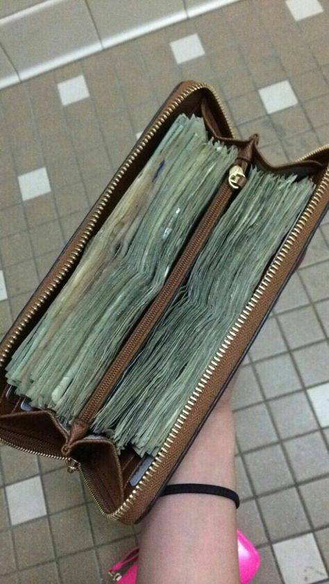 Money Gift Ideas For Her - Money Cash Business - Real Money Stacks - - Money Manifestation Rituals Cash Money, My Money, How To Make Money, Extra Money, Extra Cash, Money Meme, Money Girl, Hide Money, Teen Money