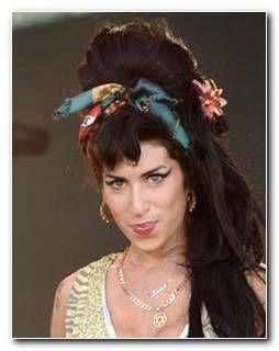 Amy Winehouse Frisur Nachstylen Amy Winehouse Amy Portrait