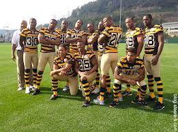 pittsburgh steelers bumblebee throwback jerseys
