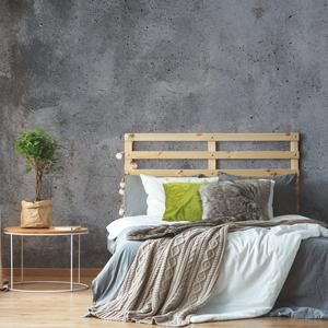 Concrete Wallpaper Modern Vintage Grey Self Adhesive Peel And Stick Concrete Textures Mural Removable Wallpaper Living Room Decor Removable Wall Murals Textured Walls
