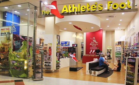 The Athletes Foot Store Burwood, NSW