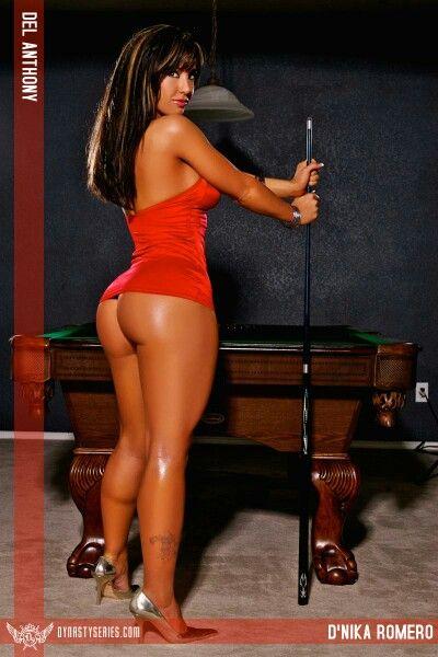Dnika romero sexy ass
