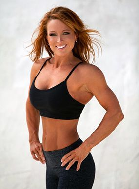 Fit Women Over 45 : Fitness is a permanent fixture in tracy's life and it shows.