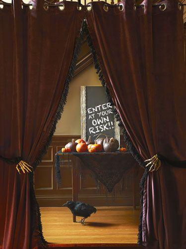 Dark Reflections Hallows Eve ☾ ☠ Pinterest Full moon and Dark - creepy halloween decor