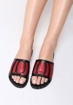 Born2be Sklep Internetowy Odziez I Obuwie Slip On Sandal Sandals Shoes