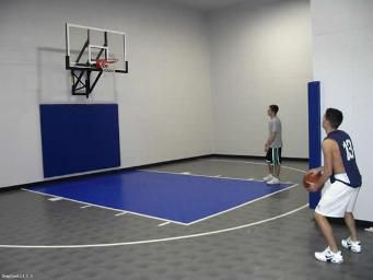 12 best Basketball Court images on Pinterest | Indoor basketball ...