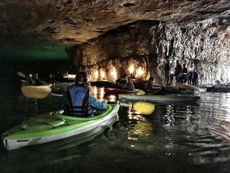 Kayak Camping Rivers You can choose to join a tour of the scenic Red River, as shown above, or go underground for a unique cave kayaking experience. Kayaking Gear, Kayak Camping, Kayak Fishing, Camping Hacks, Canoeing, Whitewater Kayaking, Fishing Boats, Vacation Places, Places To Travel