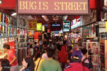 Bugis Street Market Is One Of The Biggest Cheapest And Probably Hottest Places To Come Shopping In The Wh Singapore Travel Singapore Guide All About Singapore