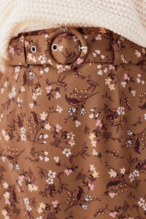 Memoir Skirt