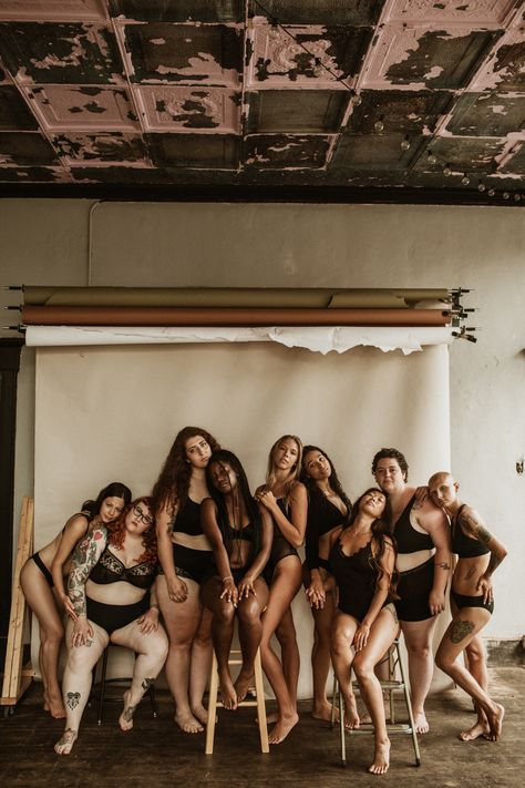 women empowerment boudoir photoshoot photography photographer portrait lifestyle lingerie equality diversity detroit michigan community