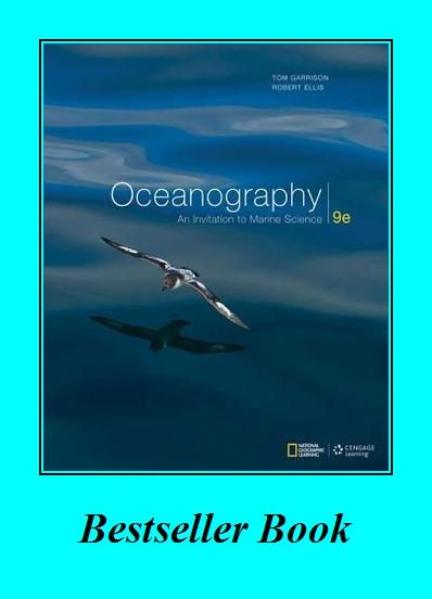 Oceanography An Invitation To Marine Science Oceanography Science Marine