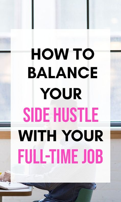 How to Balance Your Side Hustle with Your Full-Time Job - Digital Nomad Quest