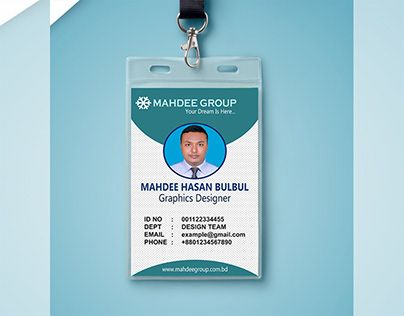 Check Out New Work On My Behance Portfolio Id Card Design By Adobe Photoshop Http Be Net Gallery 70185969 Id Card Design By Card Design Photoshop Design