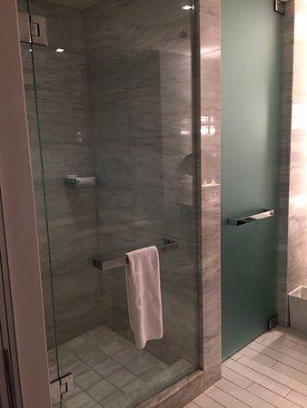 Bathroom Glass Door Design Inspirational Shower And Toilet Picture