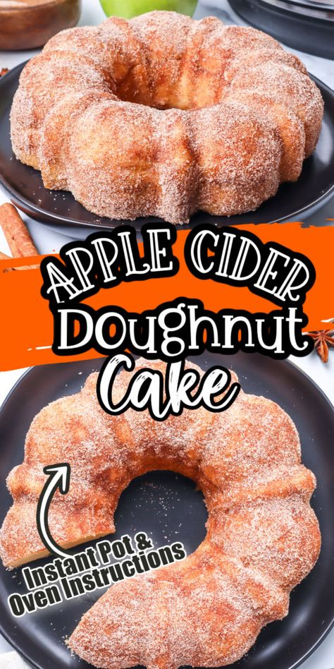 Apple Recipes, Fall Recipes, Baking Recipes, Sweet Recipes, Holiday Recipes, Dessert Recipes, Apple Bundt Cake Recipes, Apple Cake, Kitchen Recipes