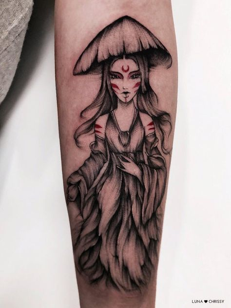 Tattoo of the Painted Lady : TheLastAirbender Xoil Tattoos, Time Tattoos, Body Art Tattoos, Tattoos For Guys, Sleeve Tattoos, Tattoos For Women, Small Forearm Tattoos, Forearm Tattoo Men, Avatar Tattoo
