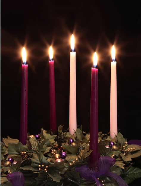 Up to 40% OFF Advent Candles! No promo code required. Shop Now at www.YummiCandles.com