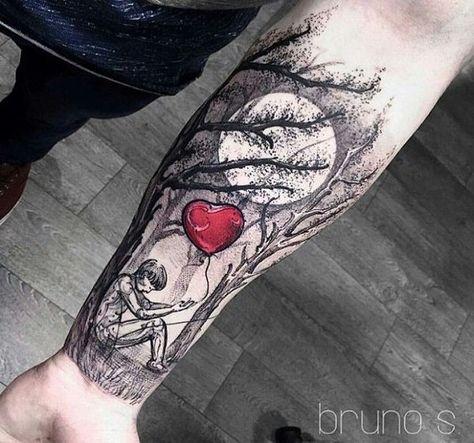 - 60 Cool Sleeve Tattoo Designs  <3 <3